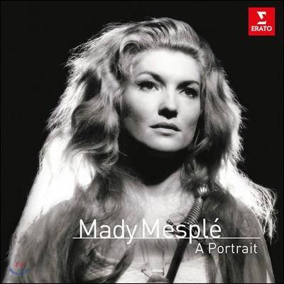 마디 메스플레 EMI 베스트 녹음 모음집 (Mady Mesple - A Portrait)