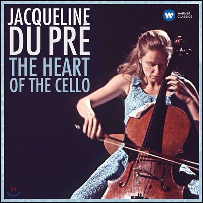 Jacqueline du Pre 재클린 뒤 프레 - 첼로의 중심 (The Heart of the Cello) [LP]