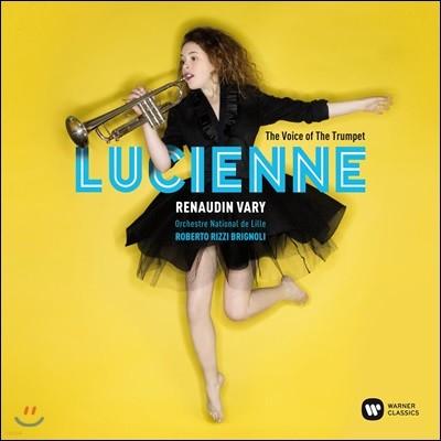 Lucienne Renaudin Vary 루시엔느 르노댕 바리 트럼펫 연주집 (The Voice of the Trumpet)