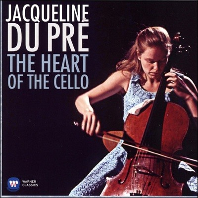 Jacqueline du Pre 재클린 뒤 프레 - 첼로의 중심 (The Heart of the Cello)