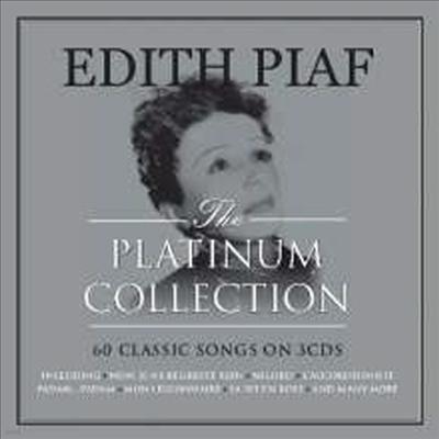 Edith Piaf - Platinum Collection (Digipack)(3CD)