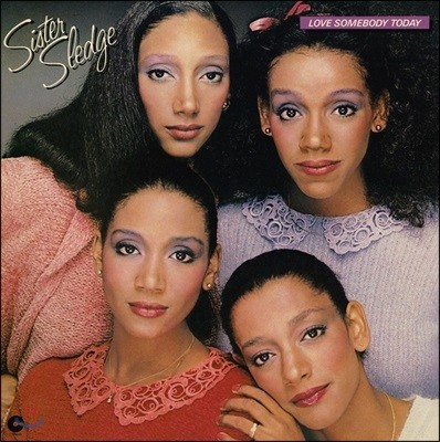 Sister Sledge (시스터 슬레지) - Love Somebody Today [LP]