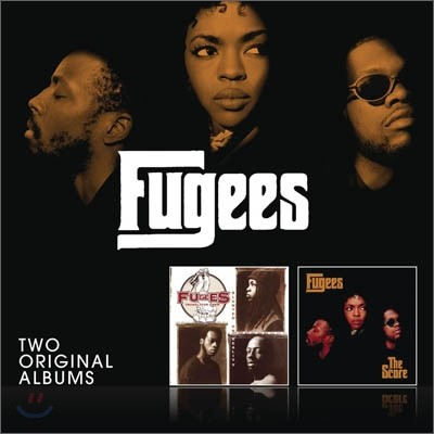 Fugees - Blunted On Reality + The Score