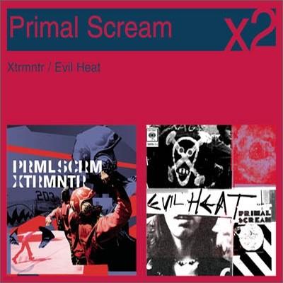 Primal Scream - Xtrmn8r + Evil Heat