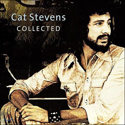 Cat Stevens (캣 스티븐스) - Collected [블랙반 2LP]