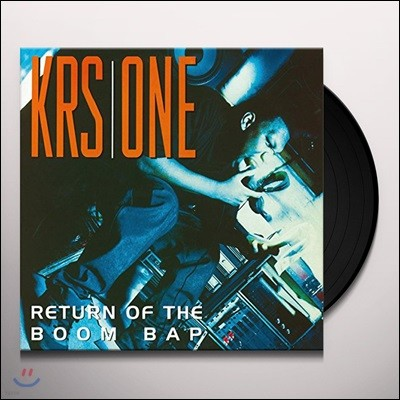 KRS-One (케스알에스 원) - Return Of The Boom Bap [2 LP]