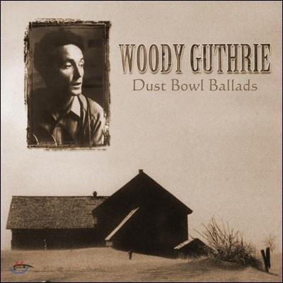Woody Guthrie (우디 거스리) - Dustbowl Ballads [LP]