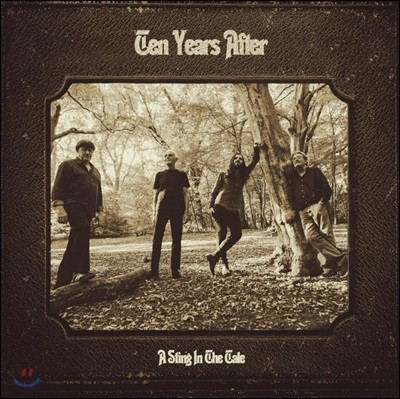 Ten Years After (텐 이어즈 애프터) - A Sting In The Tale [LP]