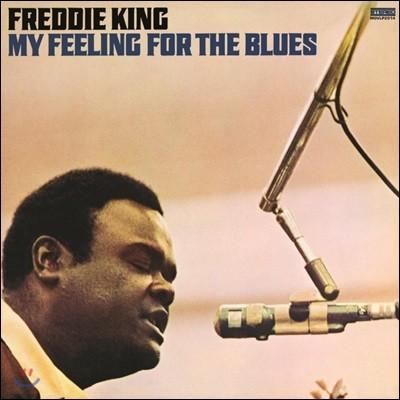Freddie King (프레디 킹) - My Feeling For The Blues [LP]