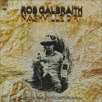 Rob Galbraith - Nashville Dirt (LP miniature)