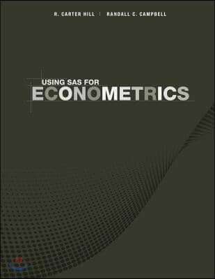 Using SAS for Econometrics