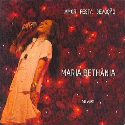 Maria Bethania - Amor Festa Devocao