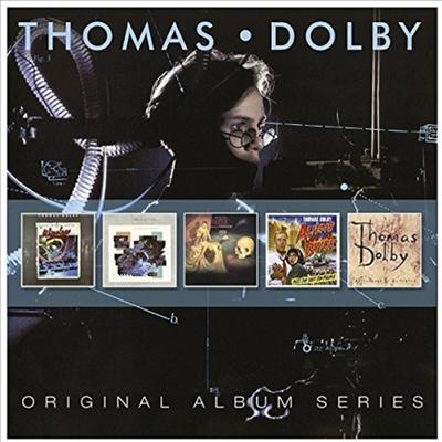 Thomas Dolby - Original Album Series (5CD Boxset)