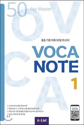 VOCA NOTE 1