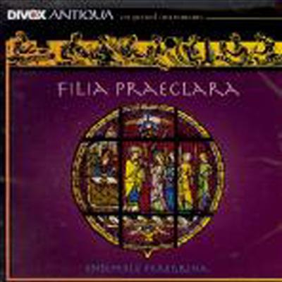 중세 여인들과 영성생활의 신비 - 필리아 프라에클라라 (Filia Praeclara) - Ensemble Peregrina