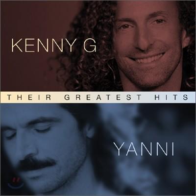 Kenny G & Yanni - Their Greatest Hits: Kenny G & Yanni
