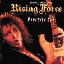 [LP] Yngwie Malmsteen - Marching Out