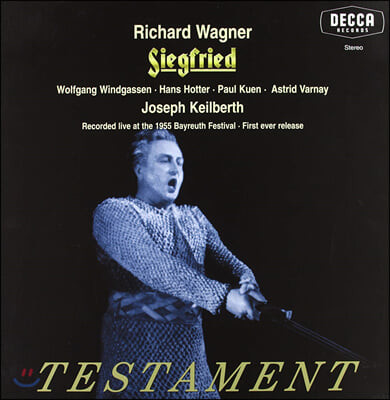 Joseph Keilberth 바그너: 지그프리트 (Wagner : Siegfried) [5LP]