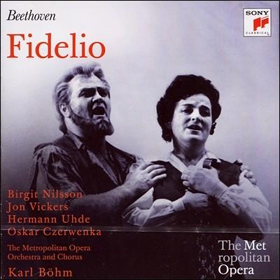 베토벤 : 피델리오 (메트로폴리탄 오페라) - 칼 뵘