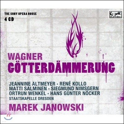 Marek Janowski 바그너 : 신들의 황혼 (Wagner: Gotterdammerung) 마렉 야노프스키, 지아닌 알트마이어