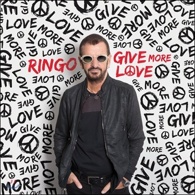 Ringo Starr (링고 스타) - Give More Love [LP]
