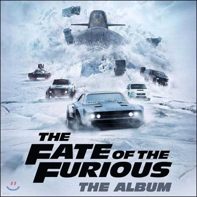 분노의 질주: 더 익스트림 영화음악 (The Fast and The Furious 8 OST by Brian Tyler) [LP]