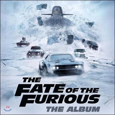 분노의 질주: 더 익스트림 영화음악 (The Fast and The Furious 8 OST by Brian Tyler) [LP]