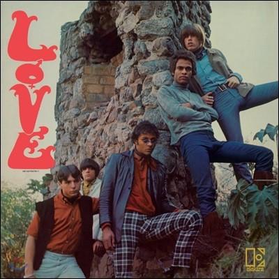 Love (러브) - Love [Mono Version LP]
