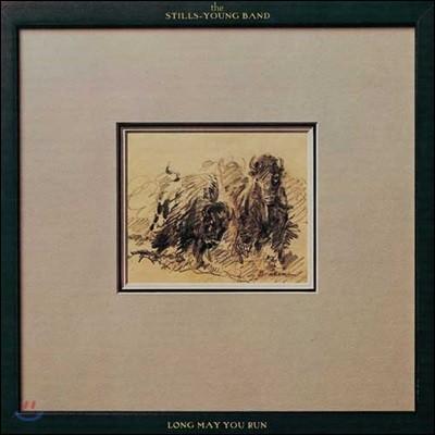 The Stills-Young Band (스틸스-영 밴드) - Long May You Run [LP]