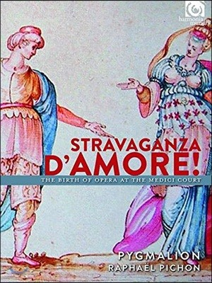 Pygmalion 사랑의 스트라바간차! - 메디치 가 궁정에서의 오페라 탄생 1589-1680 (Stravaganza d'Amore! - The Birth of Opera at the Medici Court)