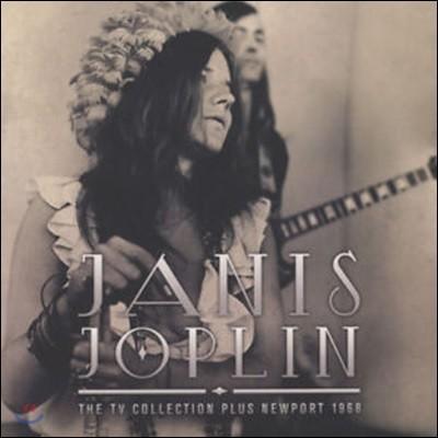 Janis Joplin (재니스 조플린) - The TV Collection Plus Newport 1968 [2LP]