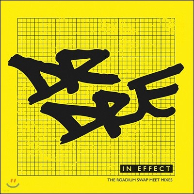 Dr Dre (닥터 드레) - In Effect [LP]