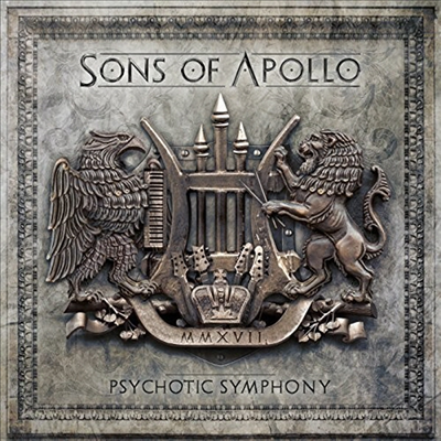 Sons Of Apollo - Psychotic Symphony (Deluxe Edition)(Digipack)(2CD)