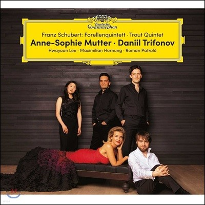 Anne-Sophie Mutter / Daniil Trifonov 슈베르트: 피아노 오중주 '송어' (Schubert: Piano Quintet 'Trout') [2LP]