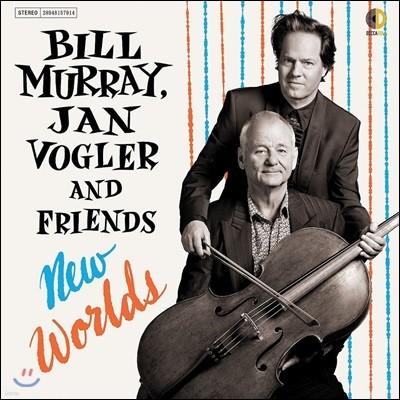 Bill Murray / Jan Vogler 뉴 월드 (Bill Murray, Jan Vogler and Friends - New Worlds)