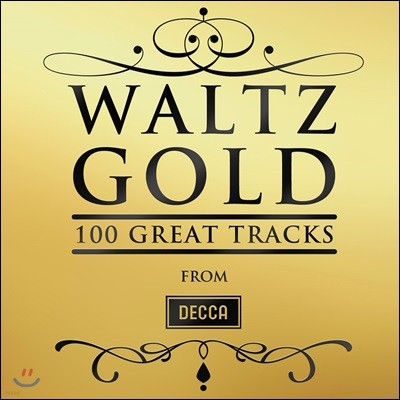 왈츠 골드 100 트랙스 (Waltz Gold - 100 Great Tracks)