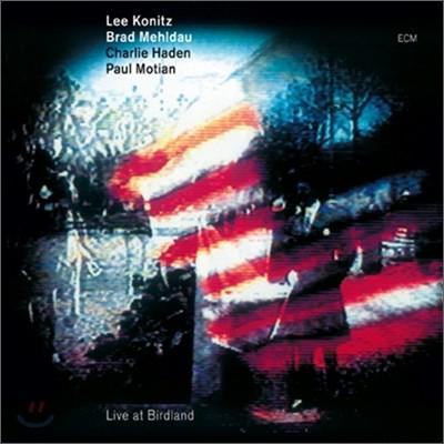 Lee Konitz / Brad Mehldau / Charlie Haden / Paul Motian - Live At Birdland