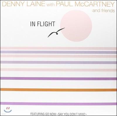 Denny Laine with Paul Mccartney & Friends - In Flight