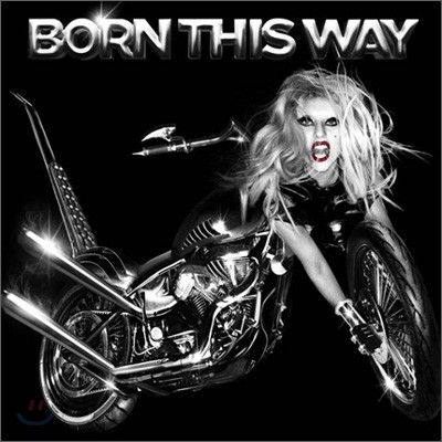 Lady Gaga - Born This Way (Standard Edition)