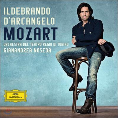 Ildebrando D'Arcangelo 모차르트: 오페라 아리아집 (Mozart: Arias)