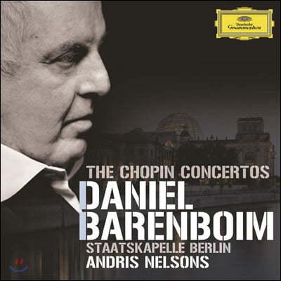 Daniel Barenboim 쇼팽: 피아노 협주곡집 (The Chopin Concertos)