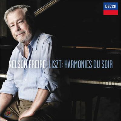 Nelson Freire 리스트: 콘솔레이션, 발라드 외 (Liszt: Harmonies Du Soir)