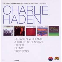 Charlie Haden - Charlie Haden Box Set (Deluxe Edition Box)