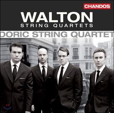 Doric String Quartet 윌리엄 월튼: 현악 사중주 (William Walton: String Quartets)