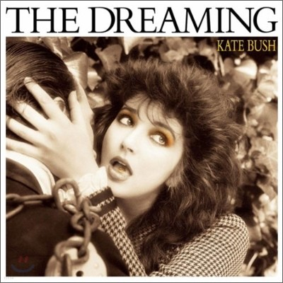 Kate Bush - The Dreaming (Re-Issue)