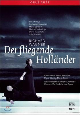 Juha Uusitalo / Hartmut Haenchen 바그너: 방황하는 네덜란드인 (Wagner: Der Fliegende Hollander) 유하 우시탈로, 하르트무트 핸헨
