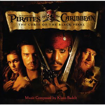 Klaus Badelt/Hans Zimmer - Pirates Of The Caribbean: The Curse Of The Black Pearl (캐리비안의 해적 : 블랙펄의 저주) (Soundtrack)