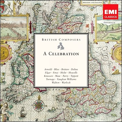 영국의 작곡가들 (British Composers: A Celebration)