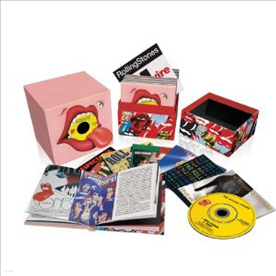 Rolling Stones - The Singles Collection 1971-2006 (45CD Box Set)(Limited Edition)