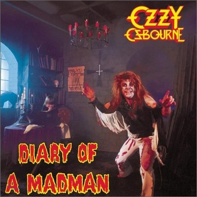 Ozzy Osbourne (오지 오스본) - Diary Of A Madman (Legacy Edition)